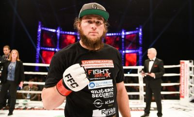 FFC light heavyweight champ Jeremy Kimball makes his UFC debut in 10 days
