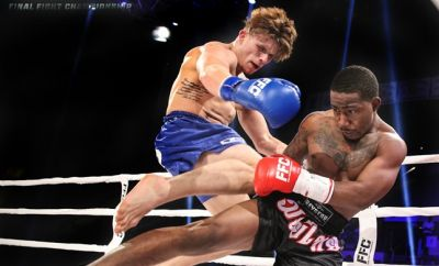 FFC 25 kickboxing highlights (VIDEO)
