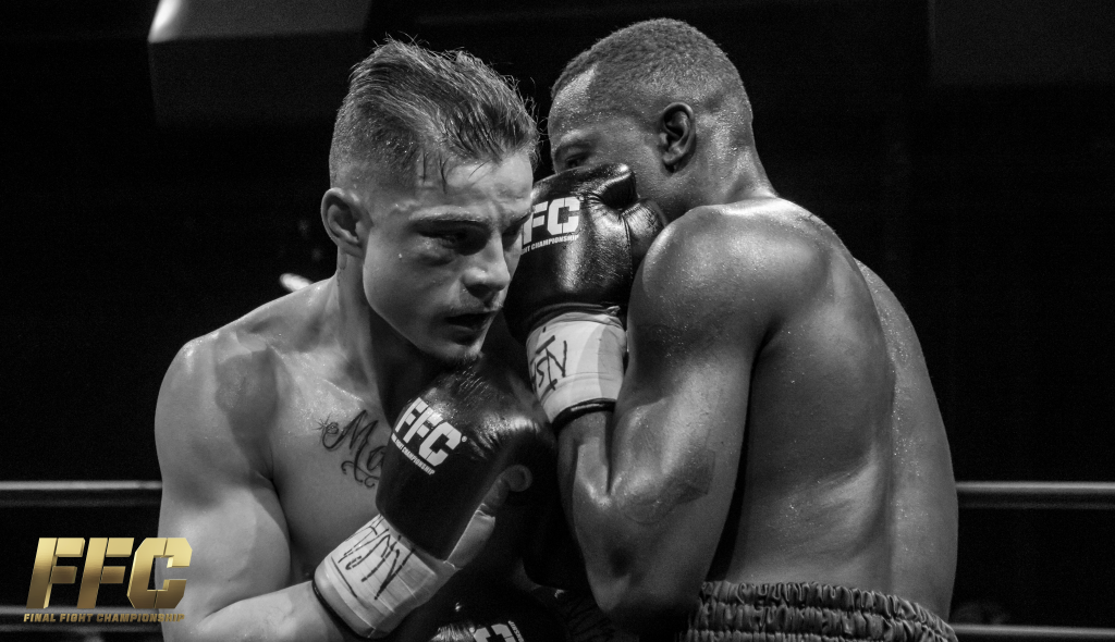 Mayweather's Kevin Johnson thrills Sold Out Fight Dome in Boxing Classic!