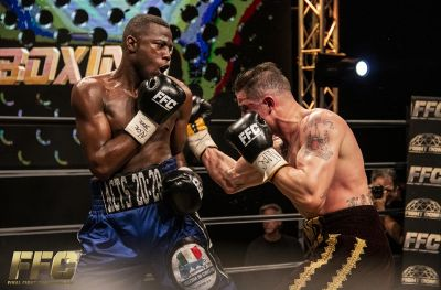 FFC 35 Highlights: Kevin Johnson and Larry Gomez Produce Boxing Classic!