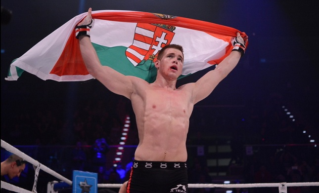 Senyei: FFC is my home, I want to defend my belt in Budapest