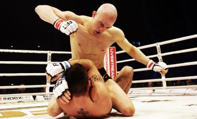 "Luka Jelčić: ""I'm already one of the best fighters in my division"""