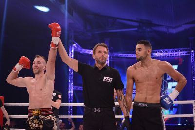 FFC 29 Kickboxing: Petje becomes FFC's first two-division champion, Brestovac dominates Poturak
