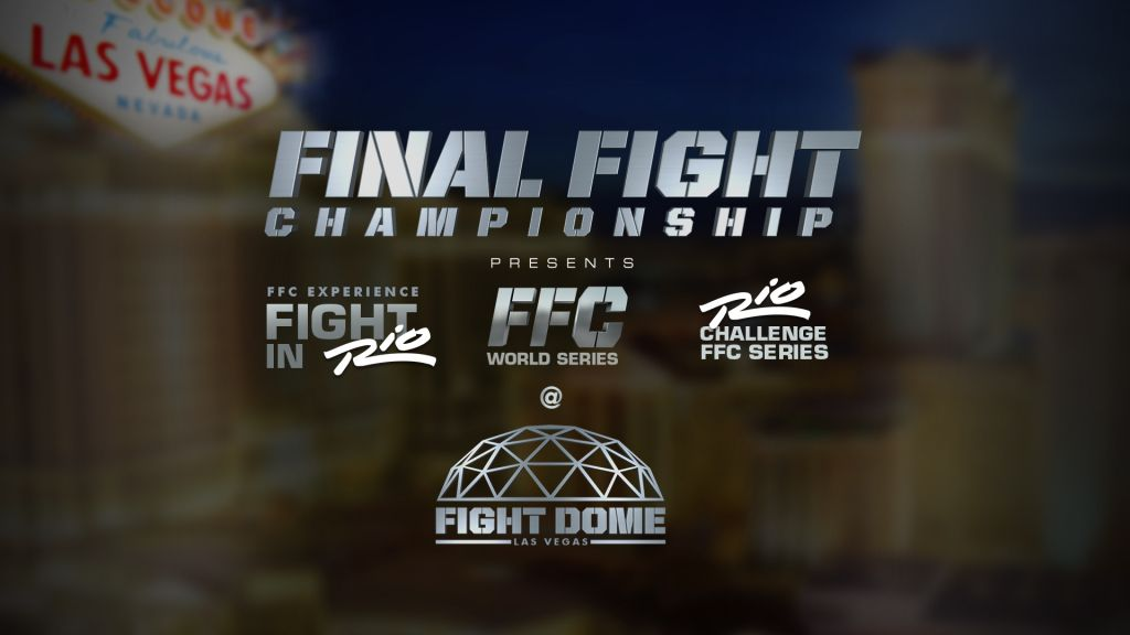 FINAL FIGHT CHAMPIONSHIP® AND RIO ALL-SUITE HOTEL & CASINO ANNOUNCE MULTI-YEAR, MULTI-COMBAT SPORTS DEAL