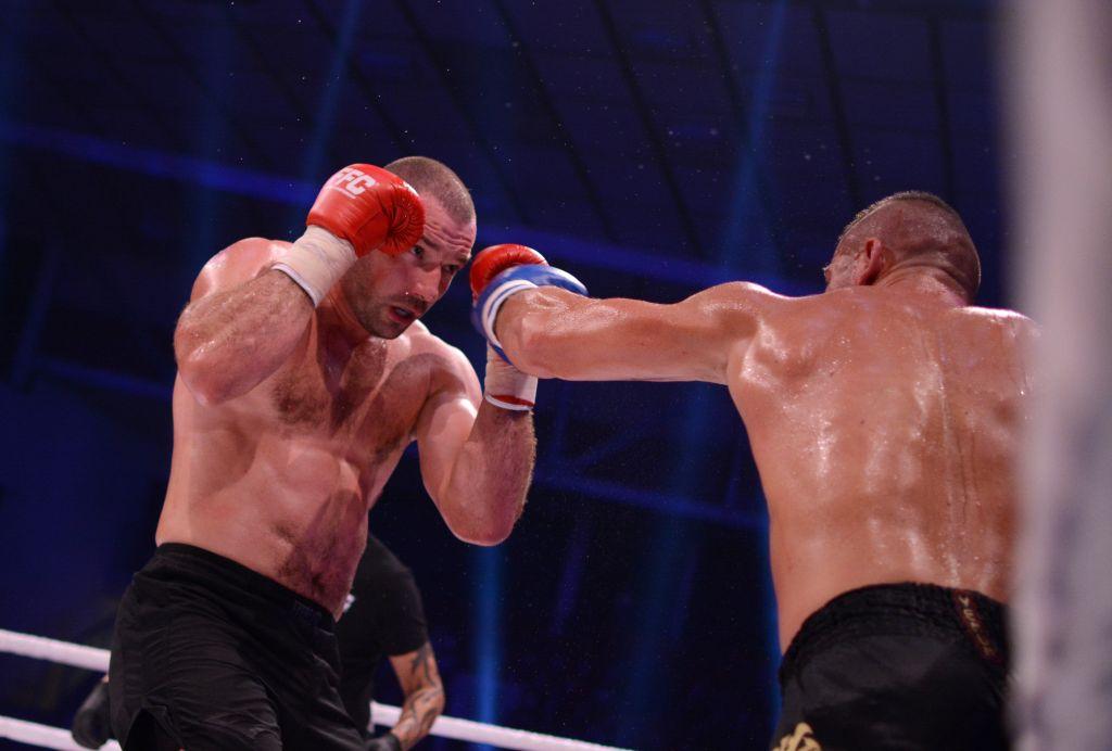 Stavros Grigorakakis vs. Tomislav Čikotić heavyweight kickboxing match at FFC28