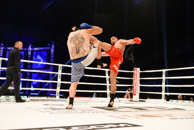 Mladen 'The Scorpion Sting' Brestovac stings again! (VIDEO)