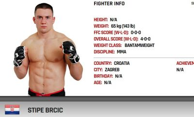 Brčić and Batirov in FFC inaugural bantamweight bout!
