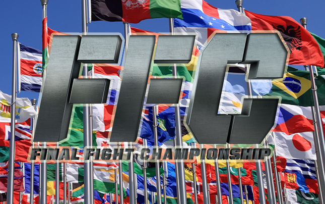 FFC record! FFC 27 hosts fighters from 16 different countries!