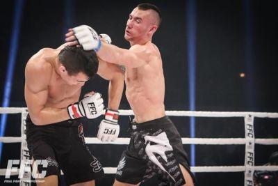 FFC 26 MMA: Burušić to step up instead of Blažičević!