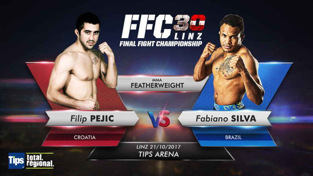 Arbi Mezhidov out of FFC 30 MMA bout with Filip Pejić, Fabiano Silva steps in as replacement