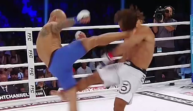 High kick KO launches Neves to FFC P4P ranking lists!