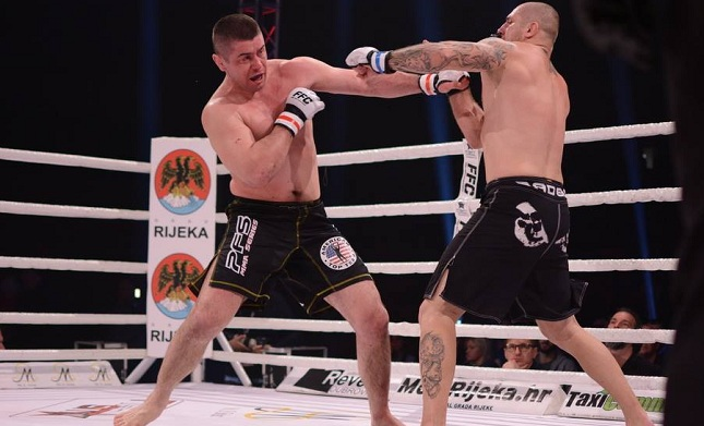 Trušček on the FFC match ahead of him: 'If this guy doesn't demolish me, no one will'