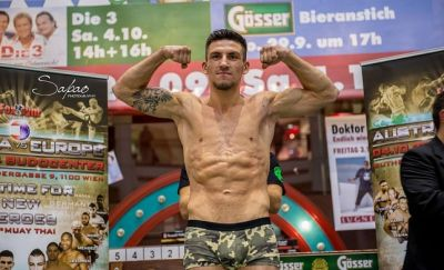 Shkodran Veseli: At FFC 16 you will see faster, better and more experienced Shkodran Veseli!