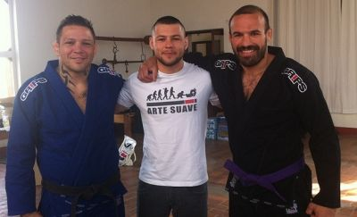 """Renato """"Babalu"""" Sobral: I would like to fight at FFC!"""