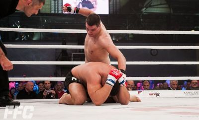 Delija: My hands are swollen from hitting Selmani, I knocked two of his teeth out