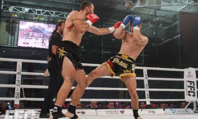 Emkic: Stanic is a fighter with a big heart, I hit him right on the chin