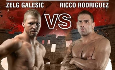 Exclusive: Zelg against Rodriguez at FFC in Pula!