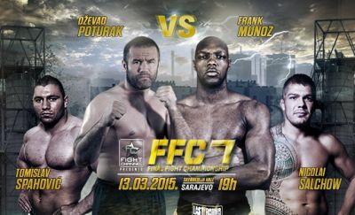 "FFC Finally in Sarajevo: ""BH Machine"" vs. Munoz!"