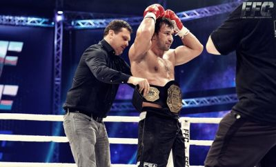 Exclusive interview with Pavel Zhuravlev, new FFC champ!