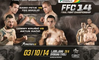 FFC 14 video gallery