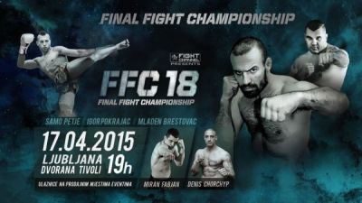 FFC 18 photo gallery