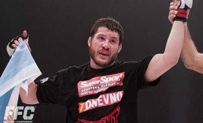 Croata: Bakocevic is a fat swine, Racic will defeat Krušic in the title fight