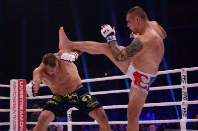 Darko Stošić on FFC 28: 'Zahariev got fat. I will try to avoid his ground game'