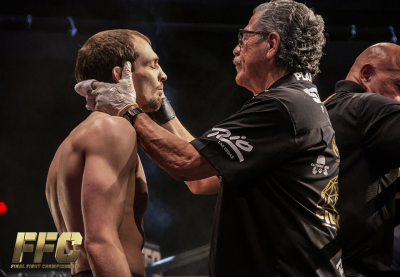 Ben Egli produces Spectacular Comeback to Retain FFC Welterweight Championship!