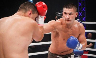 Enver Šljivar: I'm not scared my opponent is 15 cm taller, I plan to stay in the FFC