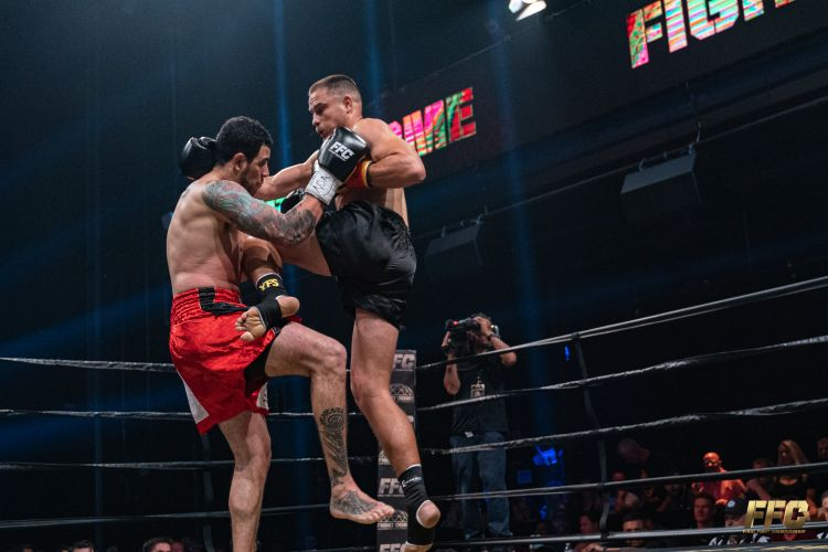 LEMMINGER CROWNED WELTERWEIGHT KING, CHUB SCORES KO TO RETAIN TITLE