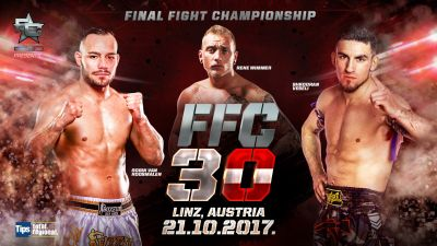 Final Fight Championship releases official FFC 30 promo video
