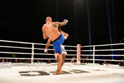 FFC 24: Check out Neves' brutal KO (VIDEO)