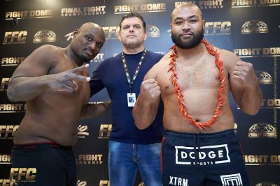 The Weights Are Official for FFC 32