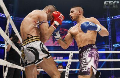 FFC 30 Free Fight: Dimitrios Chiotis vs. Jasmin Bajrović