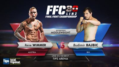 Budimir Bajbić is coming to Austria to make a statement and he will not back down!